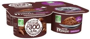 La mousse au chocolat Les 300 & Bio