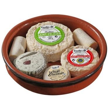 Plateau de fromage, Etoile du Vercors