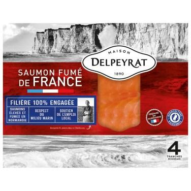 Saumon fumé de France, Delpeyrat