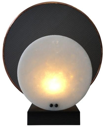5. Lampe à poser Eclipse, Les Héritiers