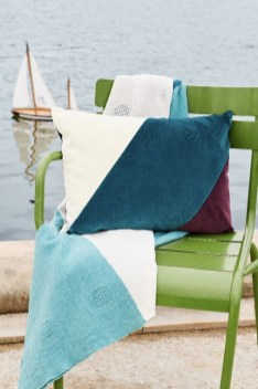 Coussin Voile