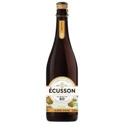 Fruité, Cidre Ecusson