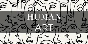 Read more about the article Human art