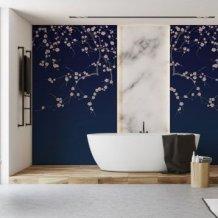 4. Fresque Sakura, Paper Mint