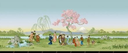 5. Scènes japonaises, Zuber