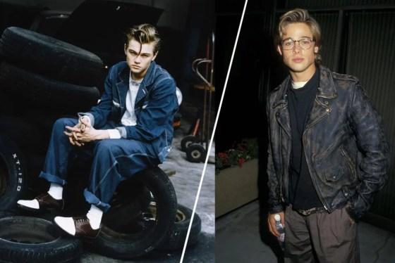 Mode des années 90 pour Homme