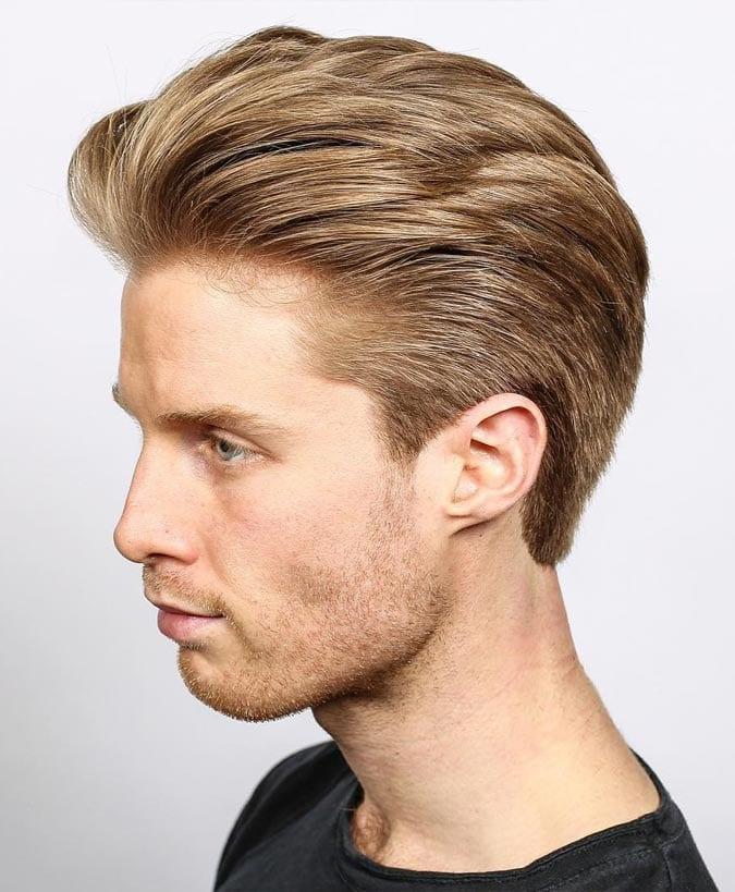 Idées de coiffures pour blonds 8