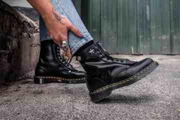 Porter des bottes Dr Martens pour Homme