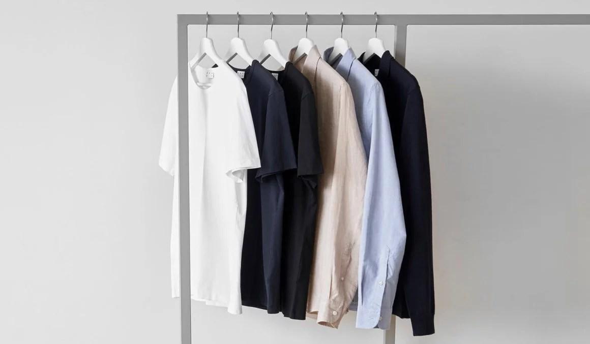 Quest ce quune garde robe minimaliste