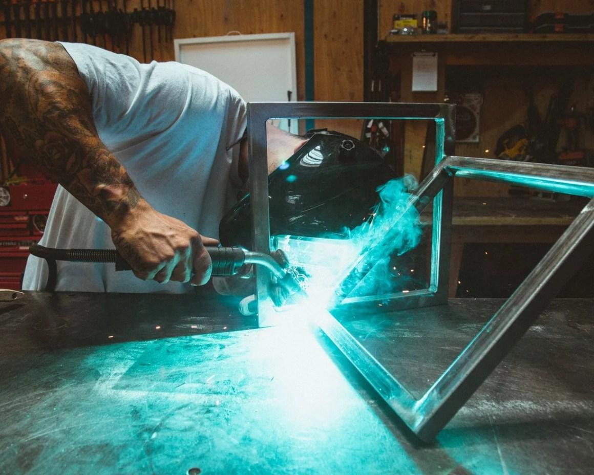 Travail des métaux | Passe-Temps pour Homme