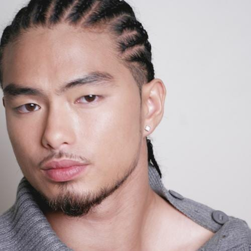 idées de coupes et coiffures pour Homme Asiatique 16