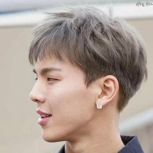 idées de coupes et coiffures pour Homme Asiatique 8