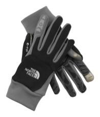 The north face Etip glove black-grey_30€