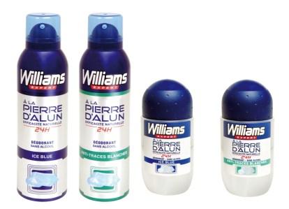 Gamme Williams Pierre d'Alun