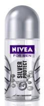nivea silver protect