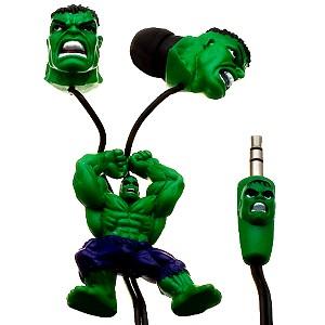 ecouteur hulk