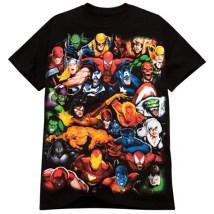 marvel t shirt