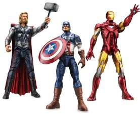 figurines marvel