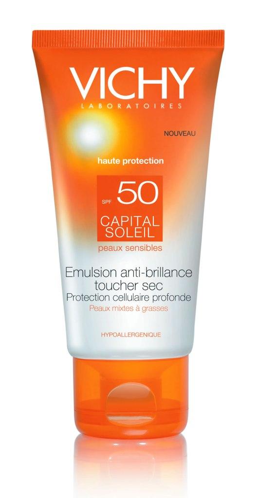 crème solaire 50+