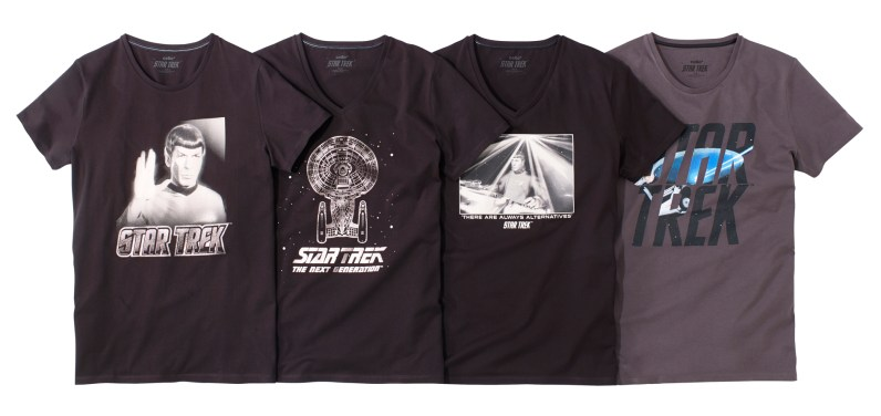Celio Star Trek composition