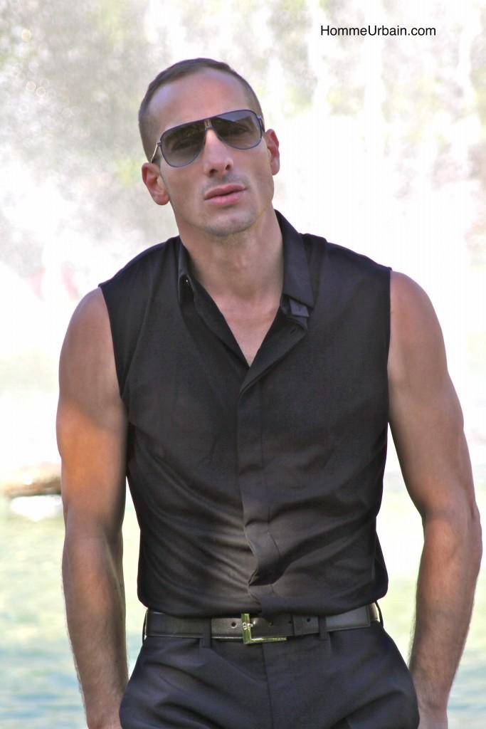 johan soudanne dior homme ete 14 chemise sans manche