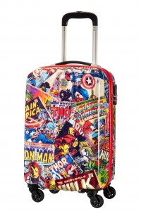 American tourister Marvel Legends Spinner 55