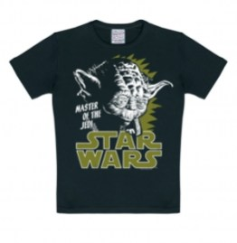 logoshirt-shirt_yoda-star_wars-master_of_the_jedi_schwarz