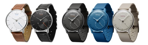 withings  Activite et Activite Pop 2