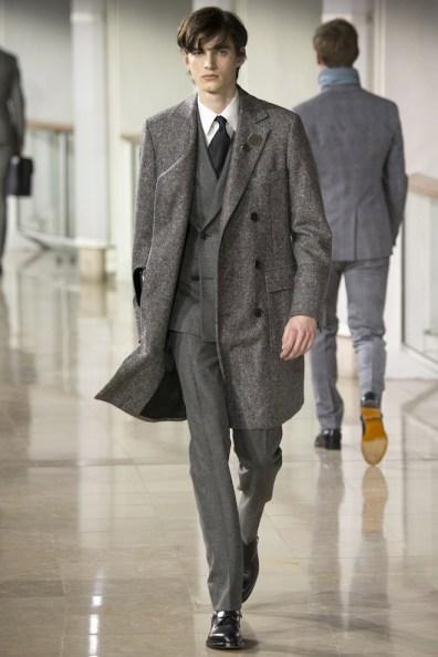 Hermès manteau homme hiver 2015