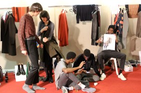 HOMME URBAIN back stage paul smith-4