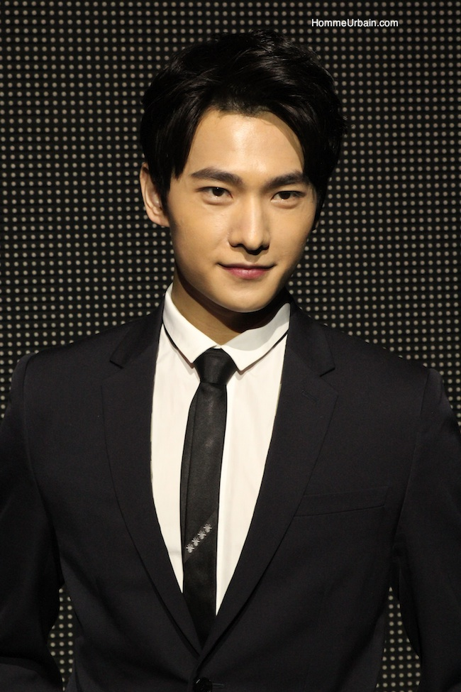 actor yang yang Dior homme