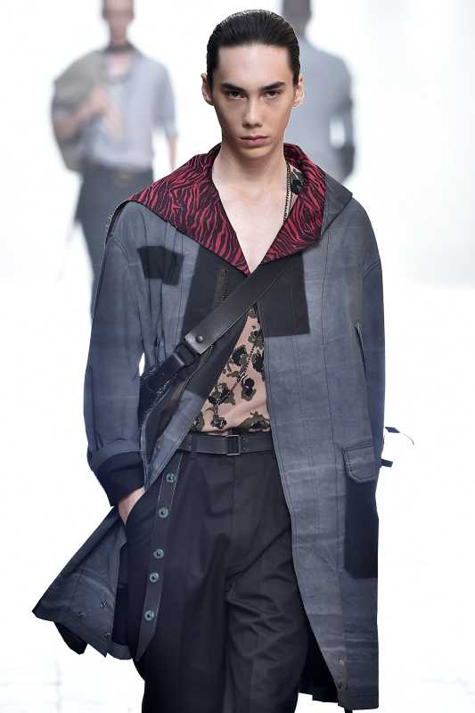 Lanvin Paris Menswear Spring Summer 2016 June 2015