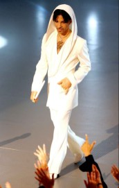 prince in white