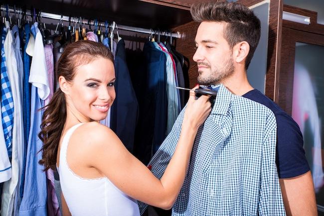 La chemise est le vêtement le plus compliqué pour trouver la bonne taille.