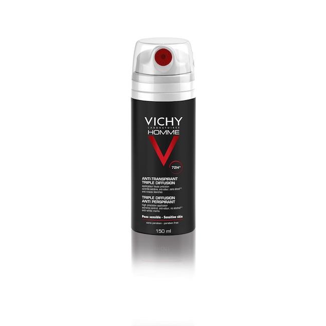Vichy - Déodorant Idealizer Triple Diffusion