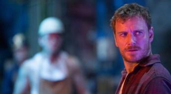 Michael Fassbender as Erik Lensherr / Magneto in X-MEN: APOCALYPSE.