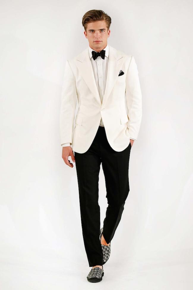 costume de marié Ralph Lauren