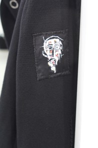 willy cartier detail manteau