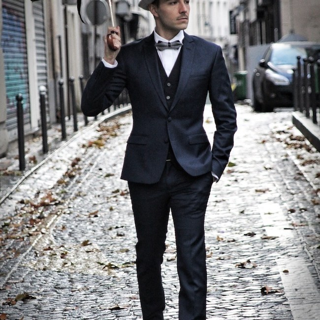 Look années 20 homme