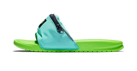 sandale banane Nike
