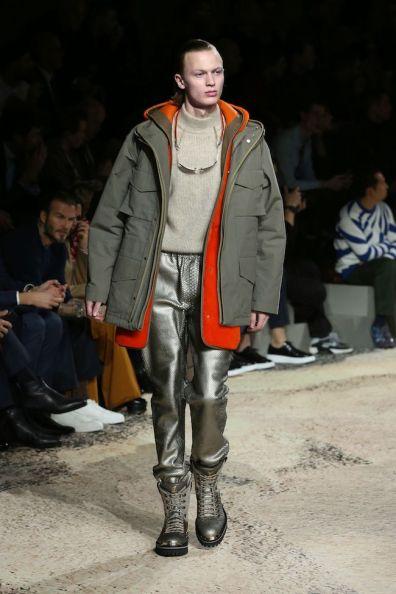 Louis Vuitton homme hiver 2018
