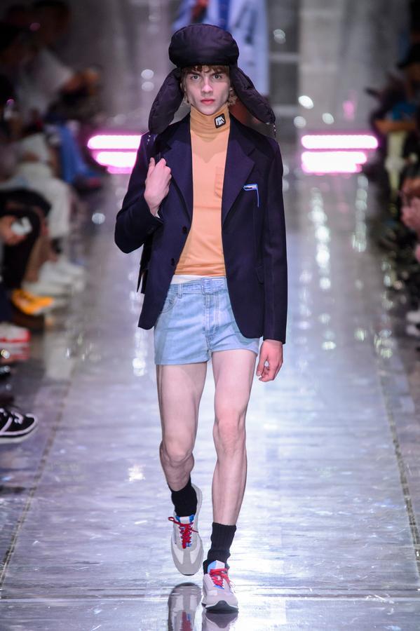 short homme été 2019