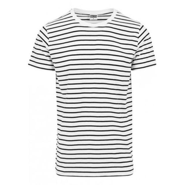 tee-shirt homme marinière