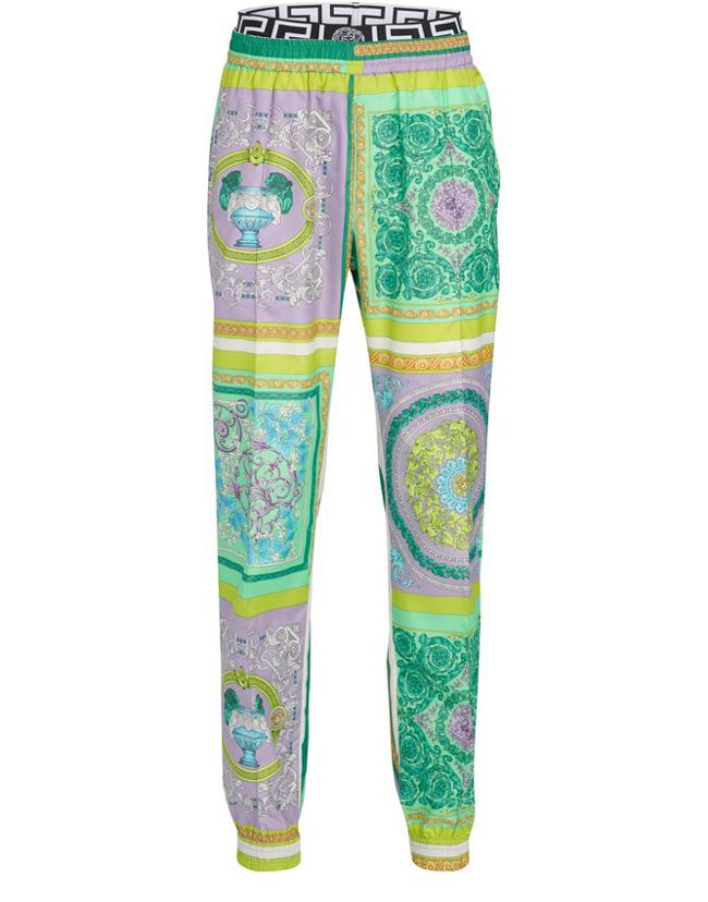 pantalon été 2021 Versace