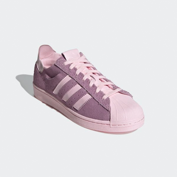sneakers mauves Adidas