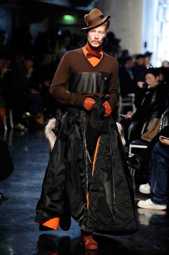 Gaultier monsieur jupe homme -13_look_21