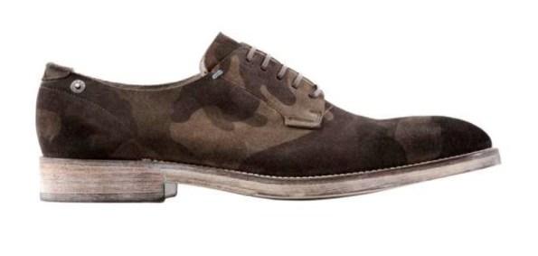 diesel chaussure camouflage