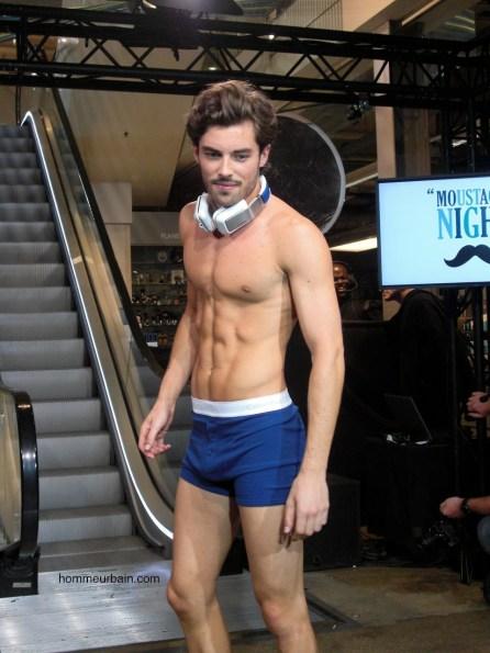 Valentin D'Hoore ck underwear