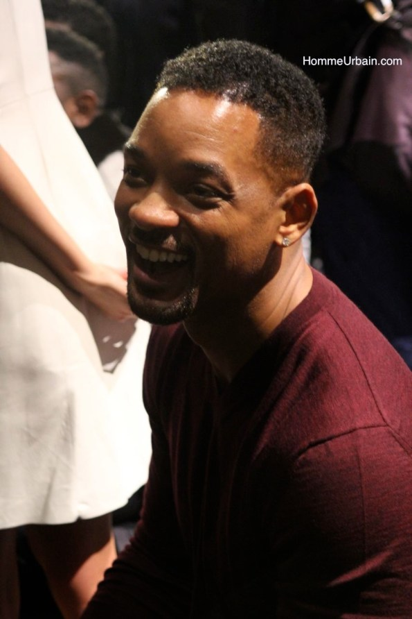 Will Smith Dior Homme