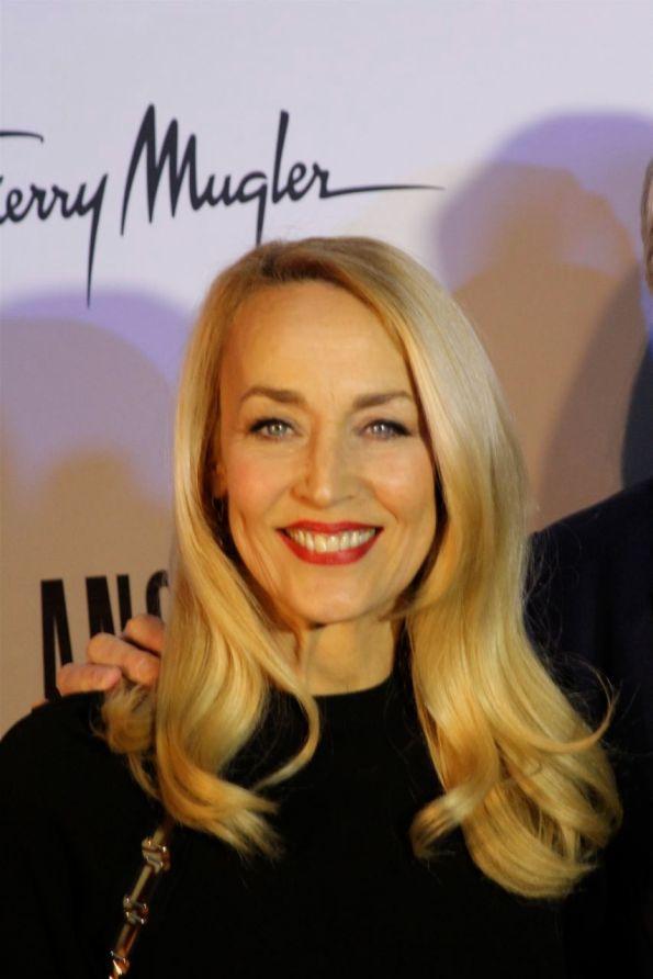 Jerry Hall, la plus belle femme du monde selon Thierry Mugler